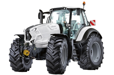Super Mach VRT - Tractors open field - Lamborghini Trattori @WF_93
