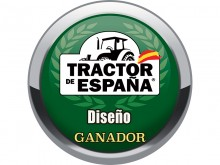 Nitro 120 VRT: Premio al Tractor de España al Diseño